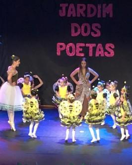 Espetáculo de ballet: O jardim dos poetas - Foto 216