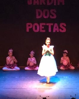 Espetáculo de ballet: O jardim dos poetas - Foto 205