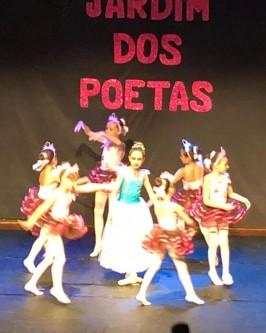 Espetáculo de ballet: O jardim dos poetas - Foto 206