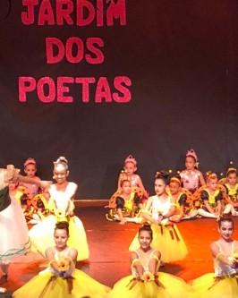 Espetáculo de ballet: O jardim dos poetas - Foto 209