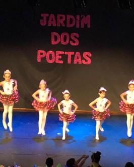 Espetáculo de ballet: O jardim dos poetas - Foto 211